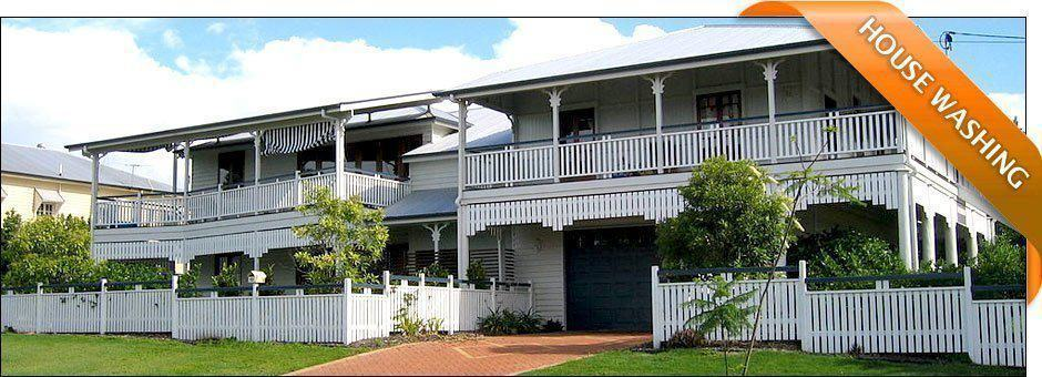 House Washing Brisbane Power Washing And Pressure Cleaning