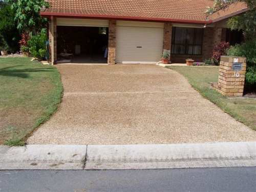 Show comparison of property before and after Exterior Residential High Pressure Cleaning Services Brisbane Gold Coast. AfterPhoto.