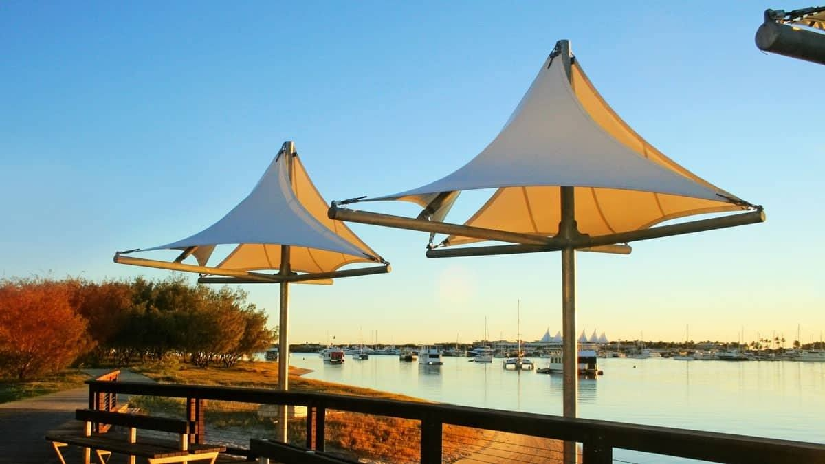 Awnings Shade Sails Pressure Cleaning Brisbane Gold Coast Company