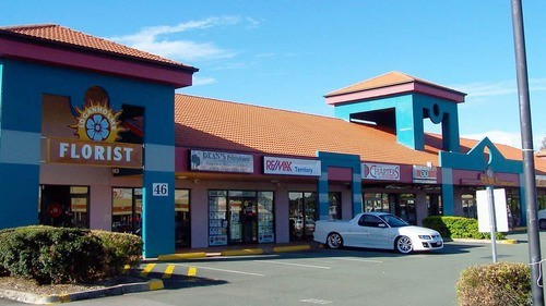Shopping Centre and Car Park High Pressure Cleaning Brisbane Gold Coast