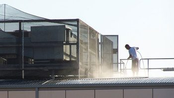 Commercial Industrial High Pressure Cleaning Brisbane Gold Coast