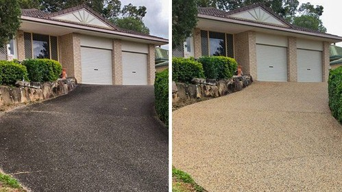 High Pressure Driveway Cleaning Brisbane Gold Coast Cleaning