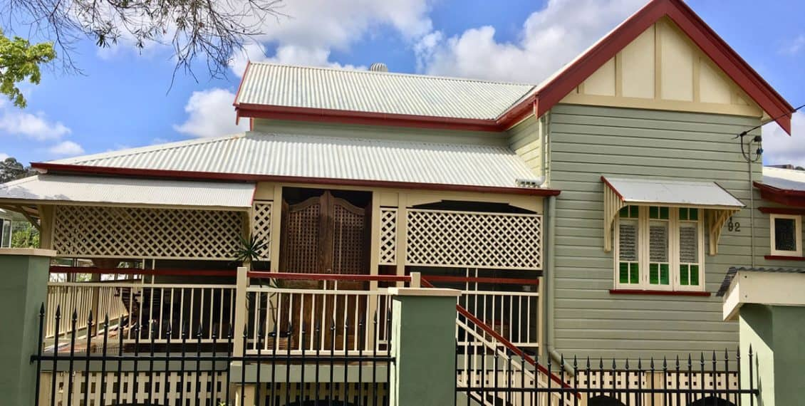 House Washing and Roof Cleaning Brisbane Gold Coast Residential Exterior