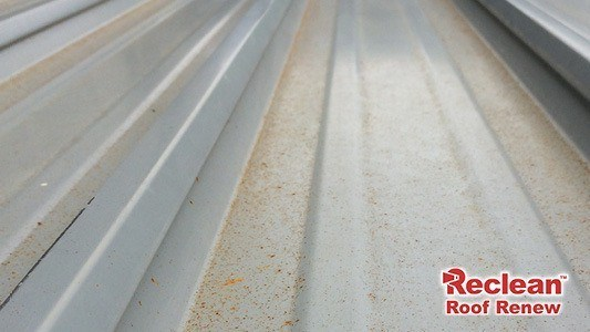 Roof Rust Stain Removal Brisbane Gold Coast Remove Swarf Stains Cleaning